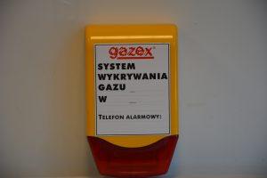Sygnalizator akustyczno- optyczny