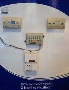 Detektory domowe